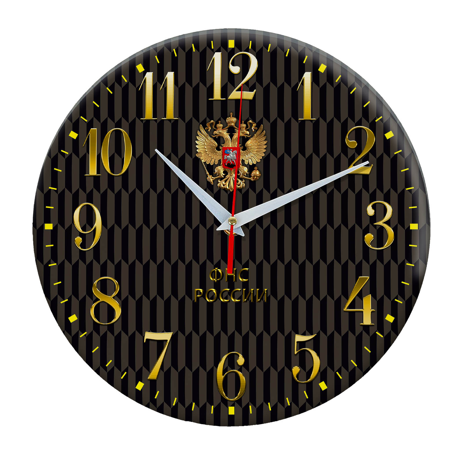 часы — сувенир с символикой ФНС России