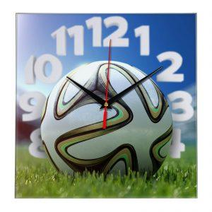 Настенные часы «На стадионе Football500»