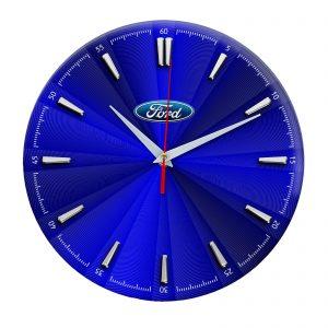 Сувенир – часы Ford 12
