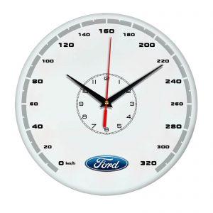 Сувенир – часы Ford 14