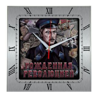 Сувенир – часы fsb russia 01