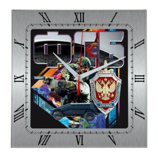 Сувенир – часы fsb russia 02
