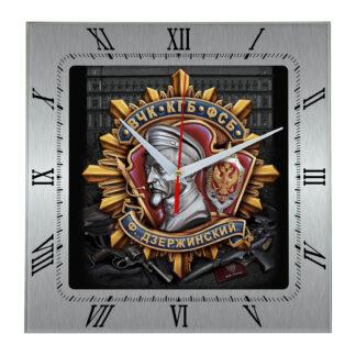 Сувенир – часы fsb russia 03