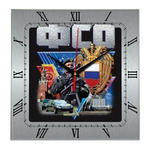 Настенные часы ФСО Россия