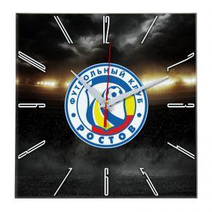 Настенные часы «В лучах славы Futbol klub rostov»