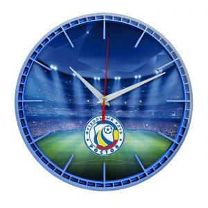 Настенные часы «Сувенир для фаната Futbol klub rostov»