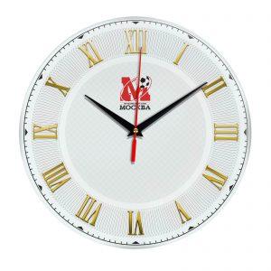 Настенные часы «Футбольный клуб Futbolnyi klub moskva»