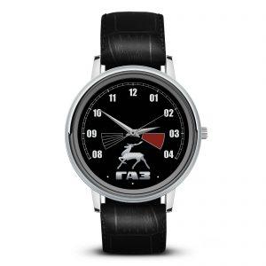 GAZ2 наручные часы с символикой