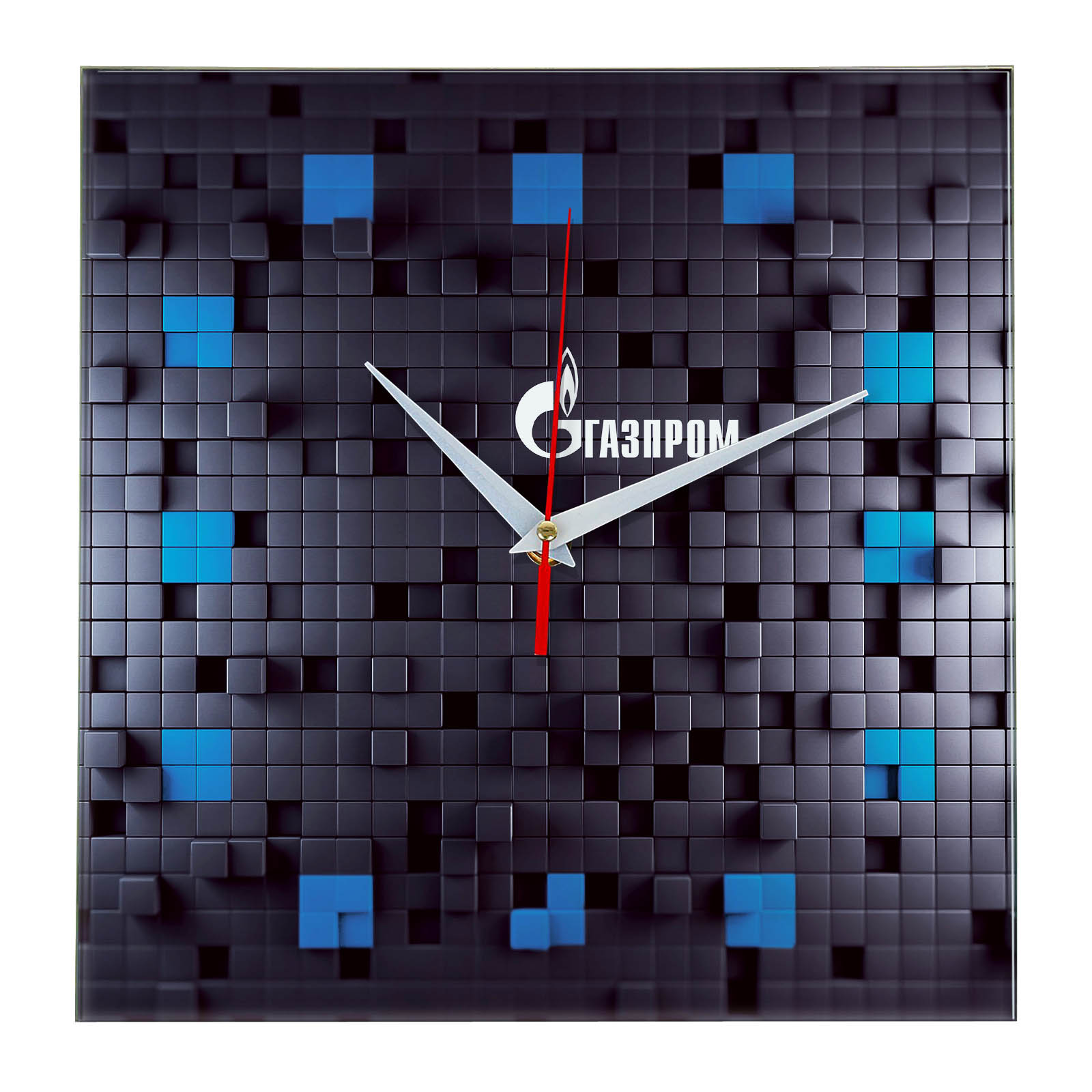 Настенные часы «gazprombanck01»