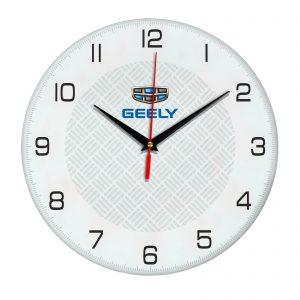 Сувенир – часы Geely 04