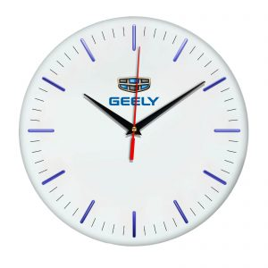 Сувенир – часы Geely 11