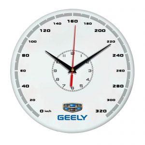 Сувенир – часы Geely 14