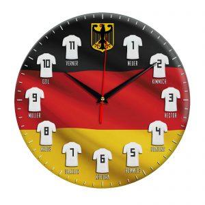 Настенные часы ger-2018rus