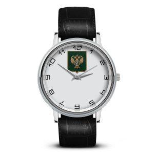 Наручные часы «gerb-rosimushhestva-schit-02»