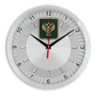 Настенные часы  «gerb-rosimushhestva-schit-11»