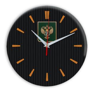 Настенные часы  «gerb-rosimushhestva-schit-32»