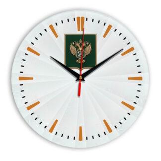 Настенные часы  «gerb-rosimushhestva-schit-43»