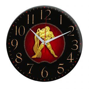 Сувенир – часы Золотой Водолей