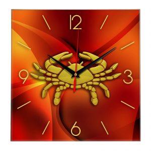 Сувенир – часы Golden Cancer 2