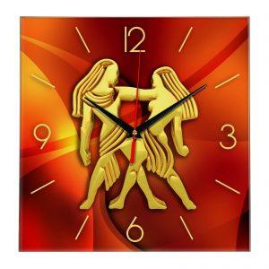 Сувенир – часы Golden Gemini 2