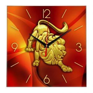 Сувенир – часы Golden Leo 2