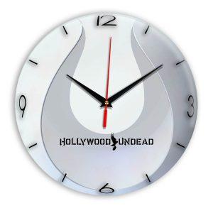 Hollywood undead настенные часы 14