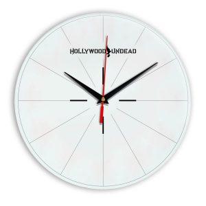 Hollywood undead настенные часы 15