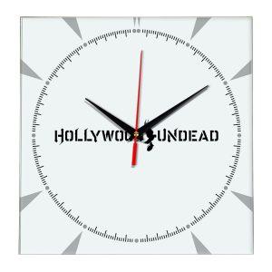 Hollywood undead настенные часы 2