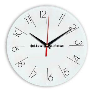 Hollywood undead настенные часы 6