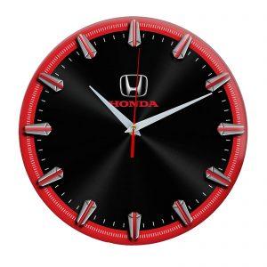 Сувенир – часы Honda 3 06