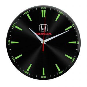 Сувенир – часы Honda 3 10