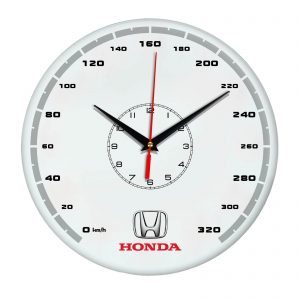Сувенир – часы Honda 3 14