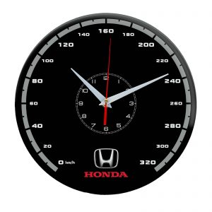 Сувенир – часы Honda 3 15