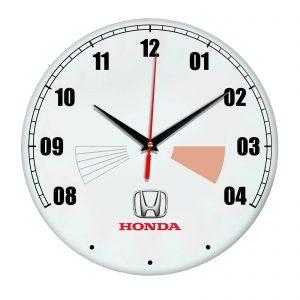 Сувенир – часы Honda 3 17