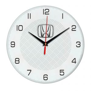 Сувенир – часы Honda 5 04
