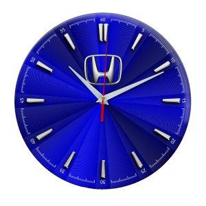 Сувенир – часы Honda 5 12