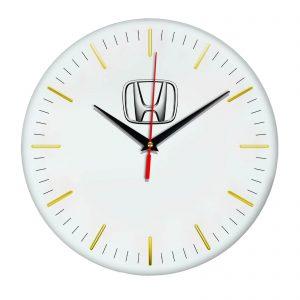 Сувенир – часы Honda 5 13