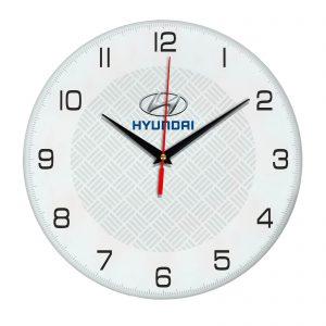 Сувенир – часы Hyundai 04