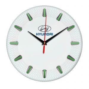 Сувенир – часы Hyundai 07