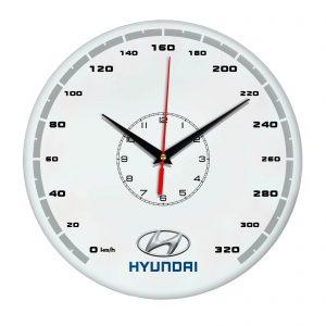 Сувенир – часы Hyundai 14