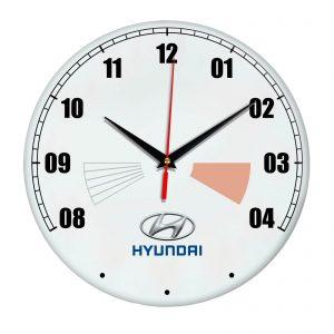 Сувенир – часы Hyundai 17