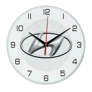 Настенные часы Хендай