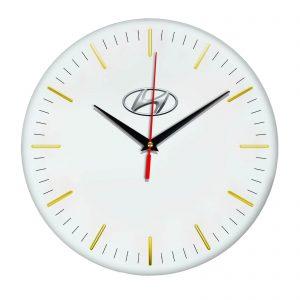 Сувенир – часы Хендай
