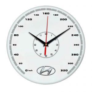 Сувенир – часы Hyundai 5 14