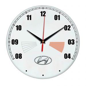 Сувенир – часы Hyundai 5 17