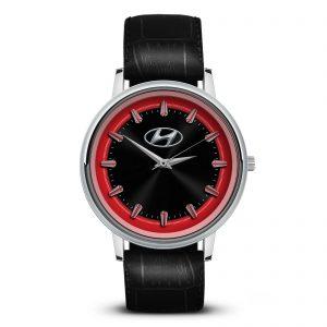 Hyundai 5 часы сувенир для автолюбителей