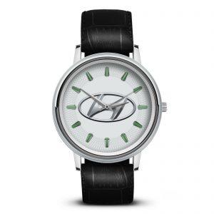 Hyundai 5 автомобильный бренд на часах