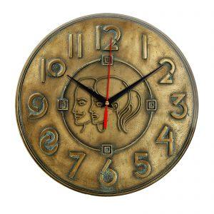 Сувенир – часы icon Gemini