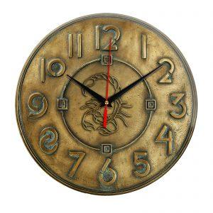 Сувенир – часы icon scorpio