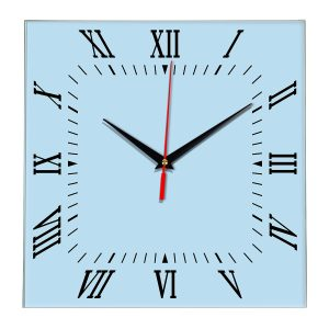Настенные часы Ideal 834 светло-голубой